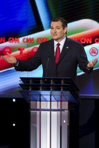 En esta ocasión los políticos se enfrentaron en Texas. Foto:AP