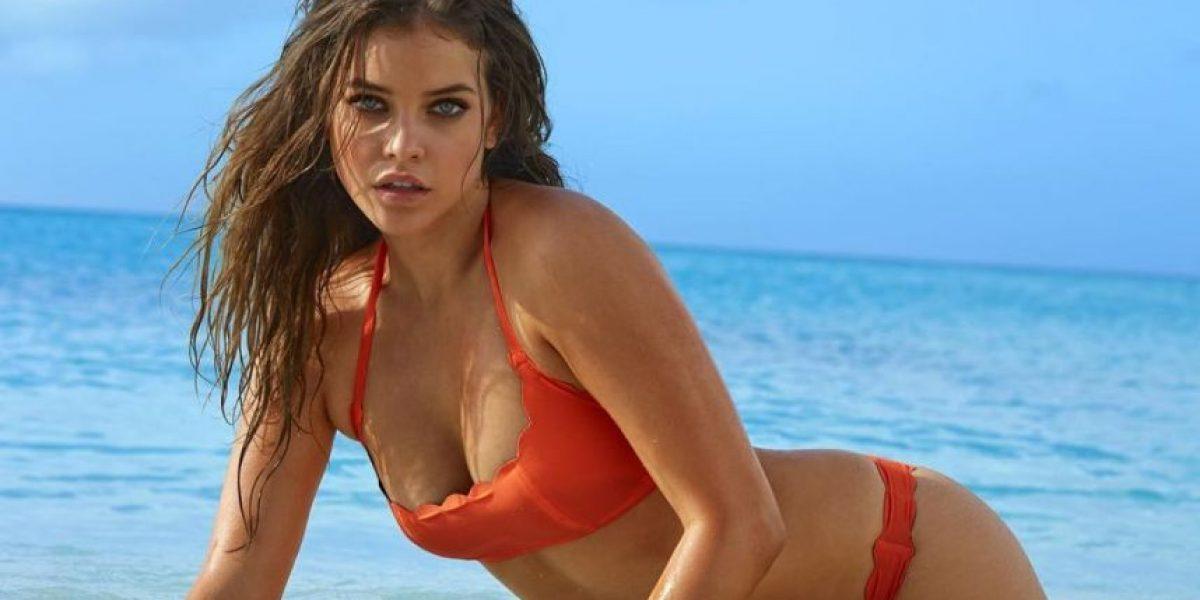 ¿Crees que la modelo Barbara Palvin es gorda?