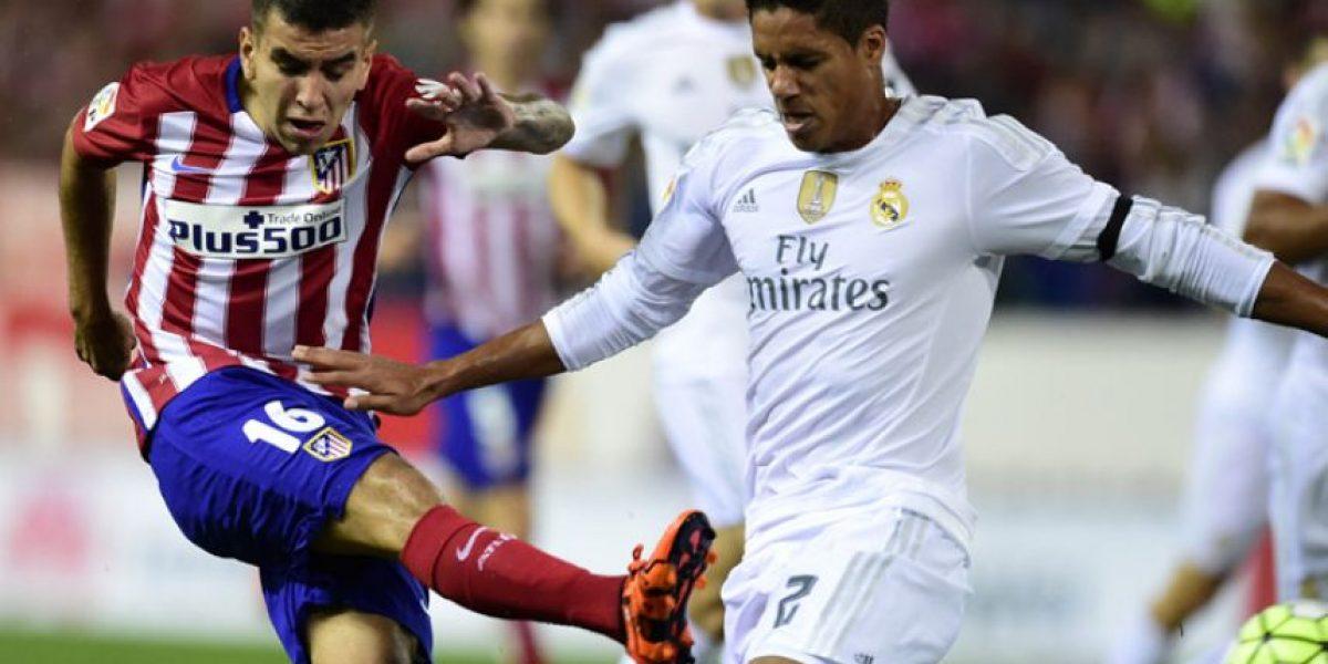 Últimos resultados de los derbis Atlético de Madrid vs. Real Madrid, Liga Española 2016