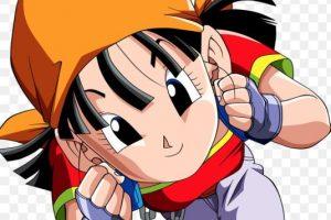 Pan es la nieta de Gokú y una de las principales protagonistas de Dragon Ball GT Foto:Toei