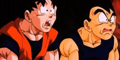 """5. Nunca nadie termina de conocer al otro: los personajes de """"Dragon Ball Z"""" siempre sorprendieron con las facetas de su personalidad. Ese fue el caso de Vegeta, que odiaba a los gusanos, como se vio en la saga de Majin Boo. Foto:vía Toei"""