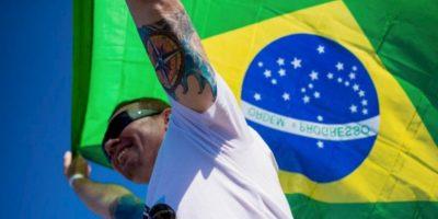 8. Brasil. Foto:vía Getty Images