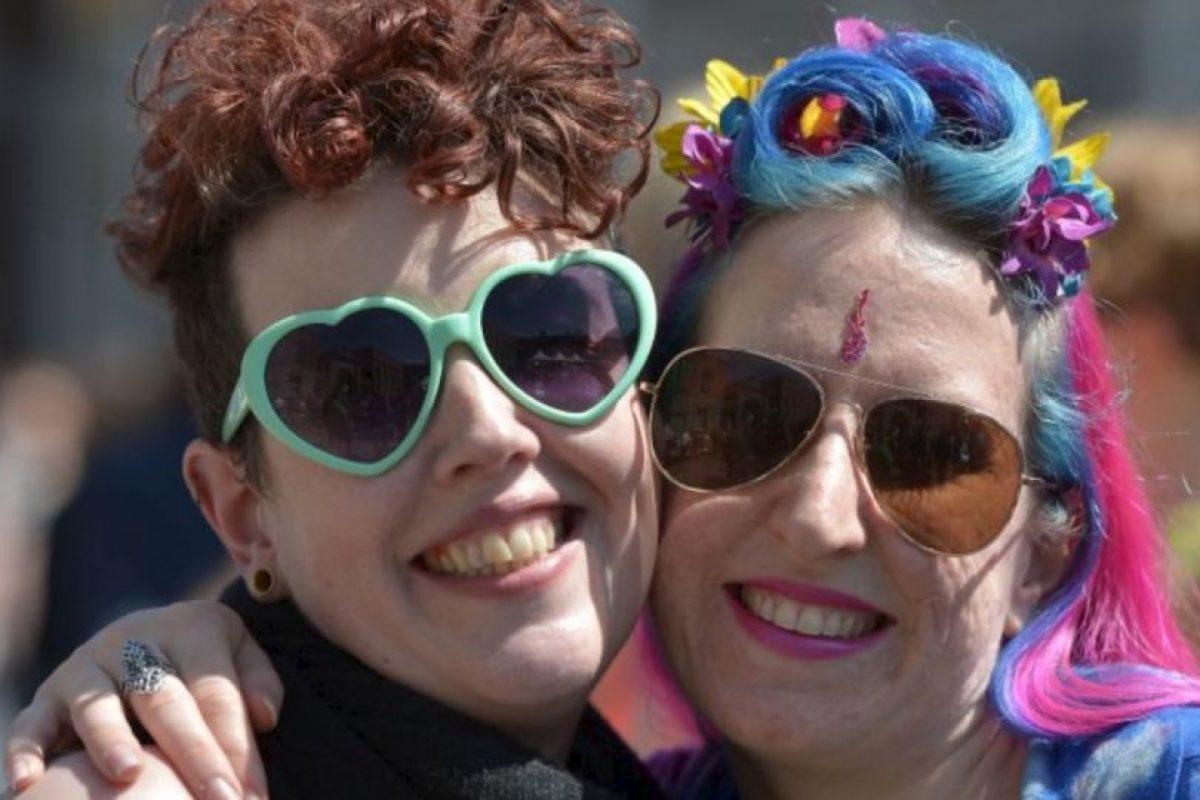 """Desde mayo de 2013, las parejas del mismo sexo tienen derecho a tener el estatuto de """"matrimonio"""", de acuerdo con una sentencia de la Corte Federal. Foto:vía Getty Images"""