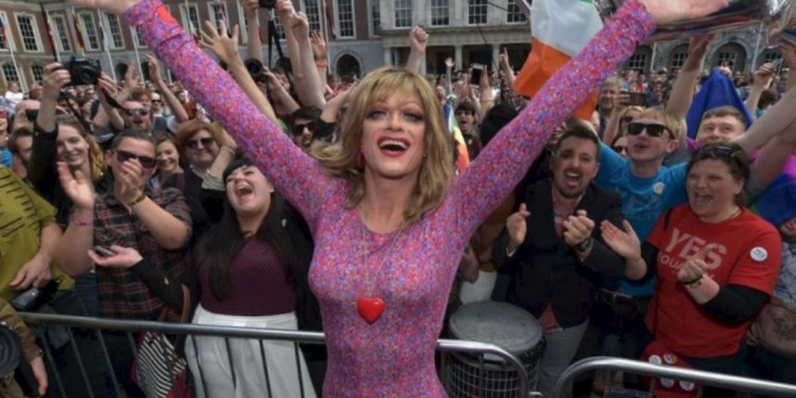 """En 1998, este fue el primer país en reconocerse como """"Gay/Lesbian Friendly"""" refiriéndose a negocios y viajes. Foto:vía Getty Images"""