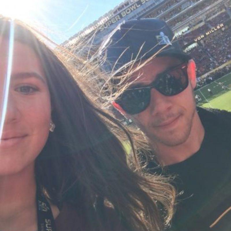 Nick Jonas Foto:Vía Instagram/@maya_henry