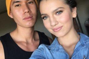 El maquillador de las famosas: Patrick Ta Foto:Vía Instagram/@maya_henry