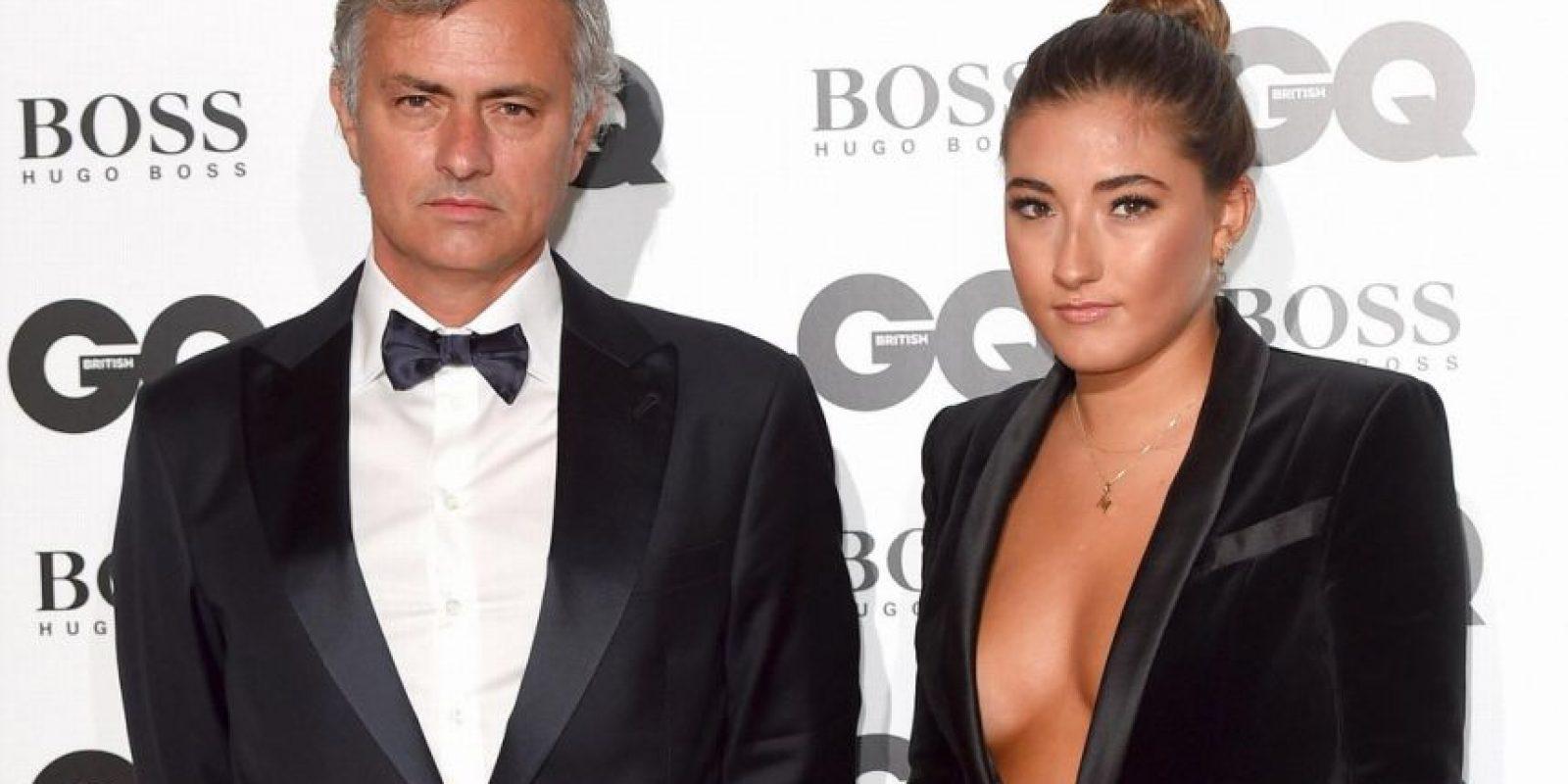 Pero en realidad la chica sale con un joven de su edad que tiene un nombre idéntico al del futbolista de la Premier League Foto:Getty Images