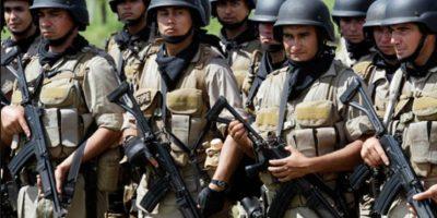 3. Al igual que la anterior la policía de Paraguay ocupa la posición 130. Y tiene 27 puntos. Foto:starmedia.com