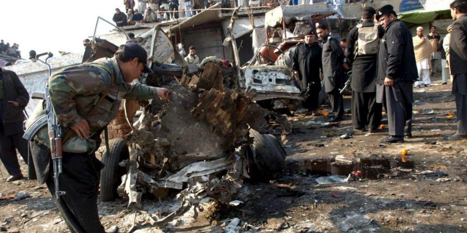 Khan Jan habría muerto en el atentado. Foto:Getty Images