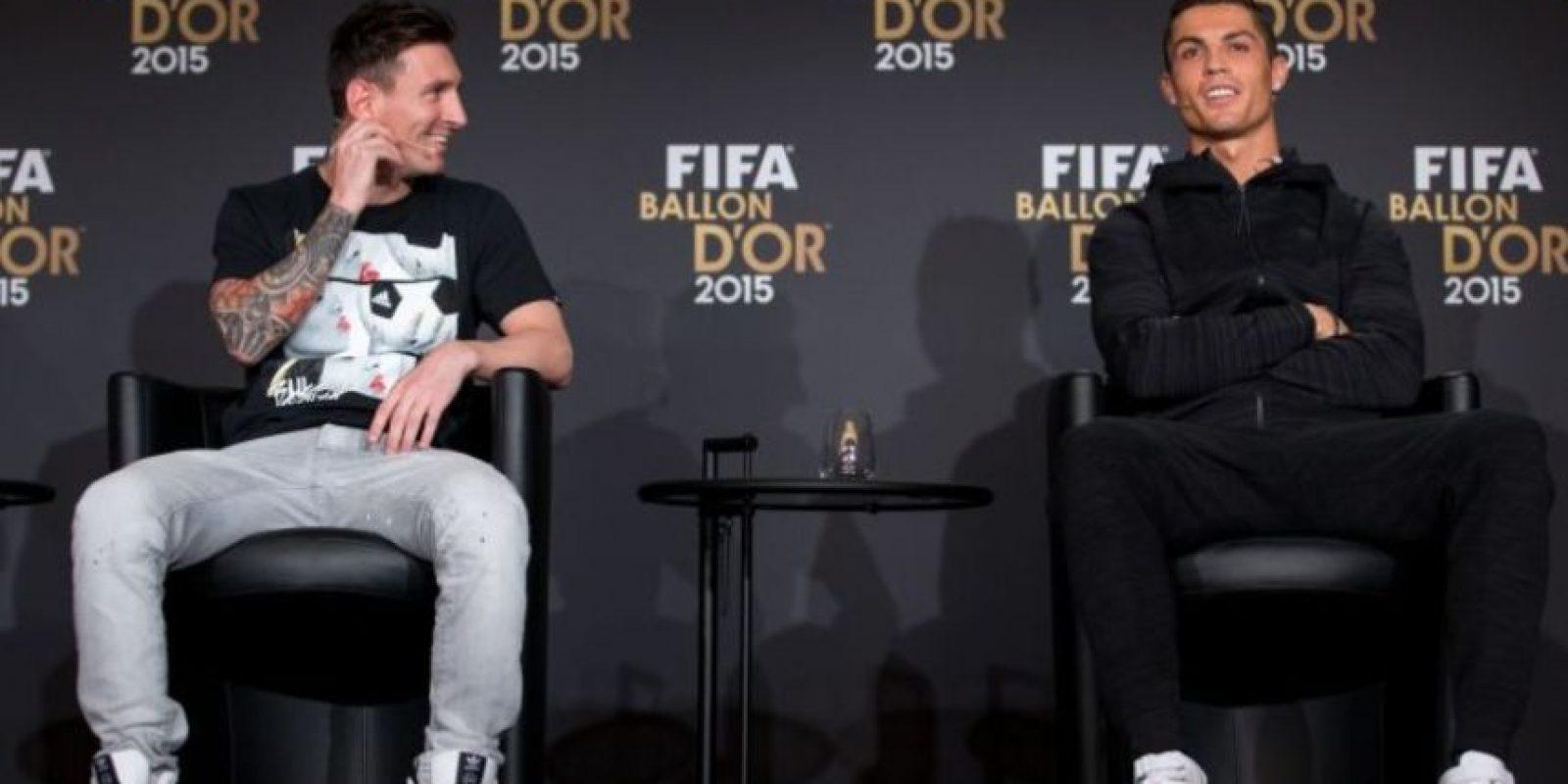 1. Jamás habla mal de Lionel Messi. Foto:Getty Images