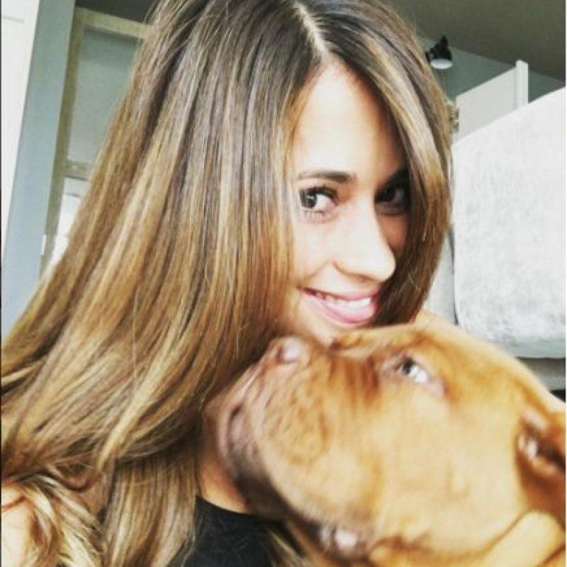 Foto:Cuenta en Instagram de Antonella Roccuzzo
