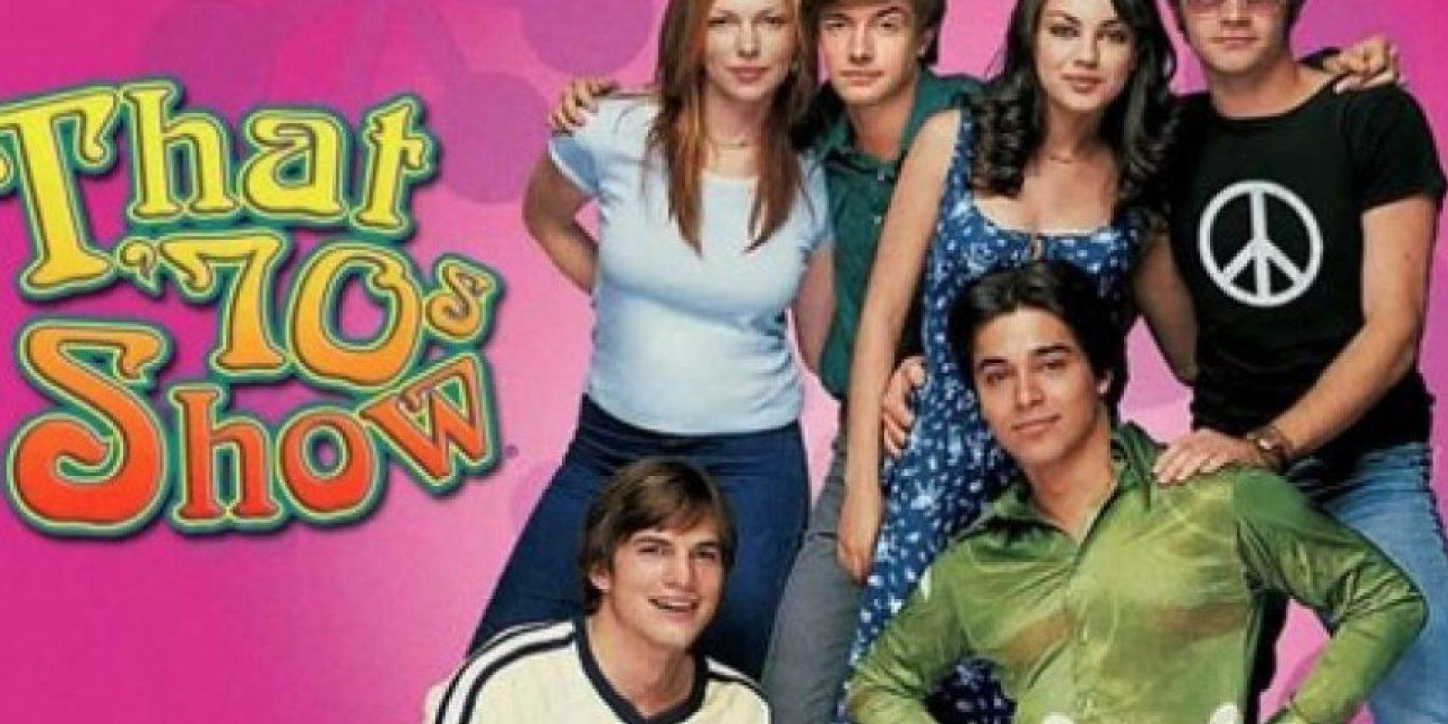 """""""That '70s Show"""" temporadas 1 a 4 – Disponibles a partir del 4 de marzo."""