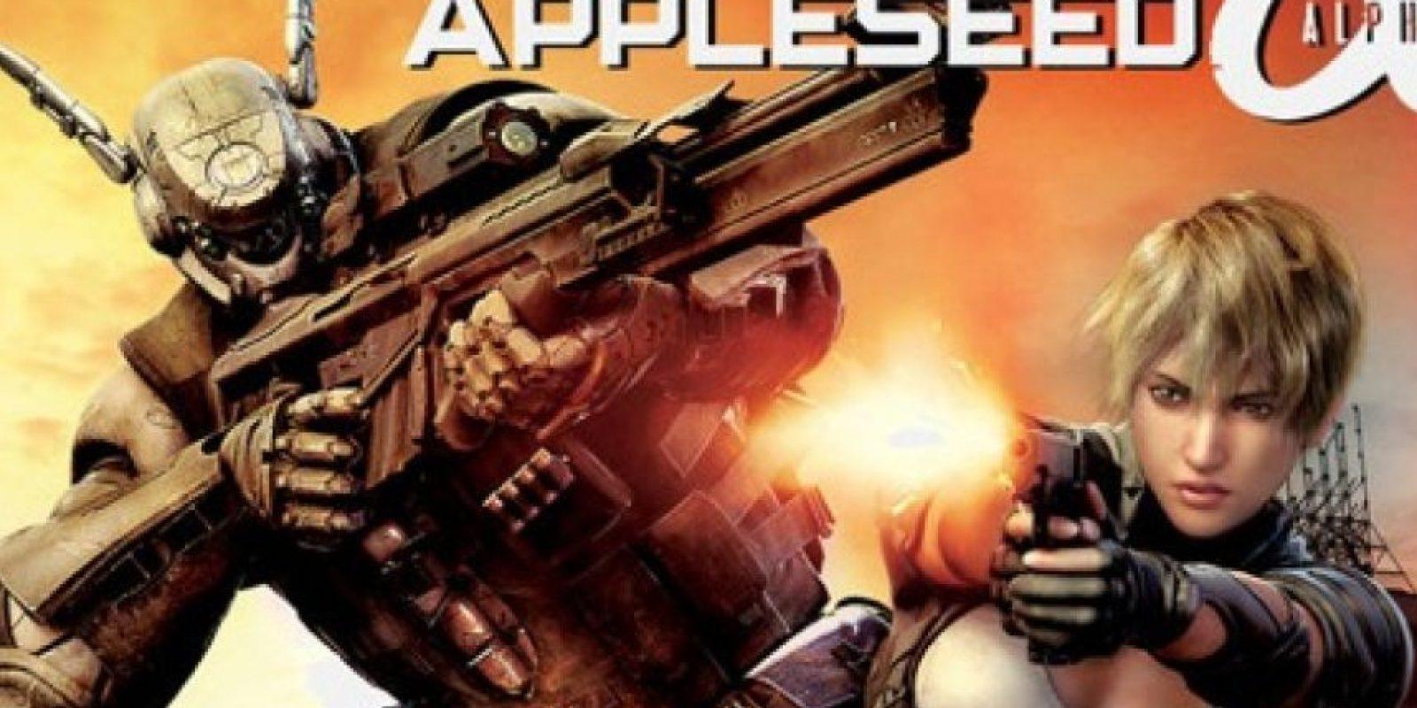 """""""Appleseed Alpha"""" – Disponible a partir del 31 de marzo."""