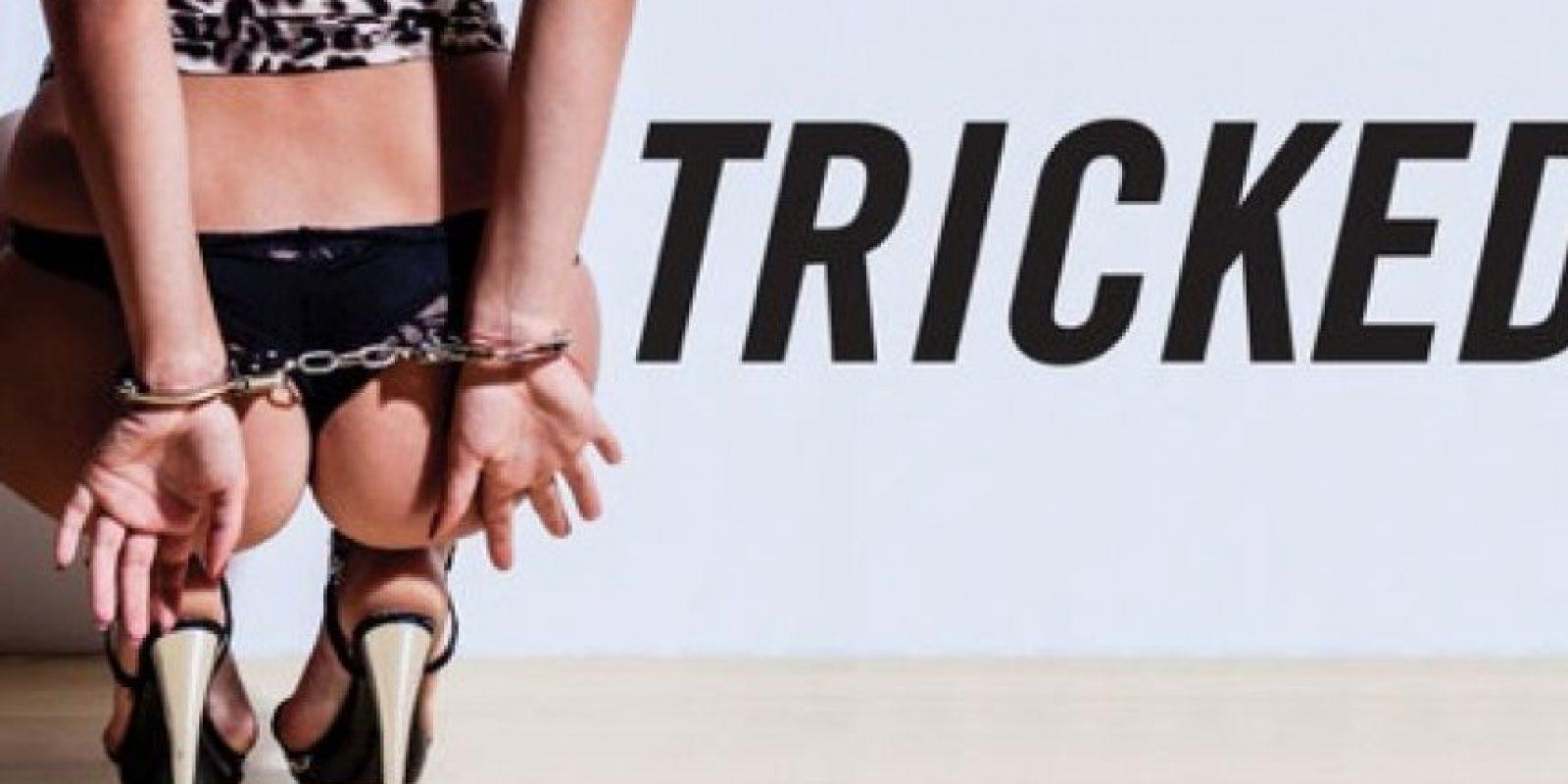 """""""Tricked"""" – Disponible a partir del 15 de marzo."""