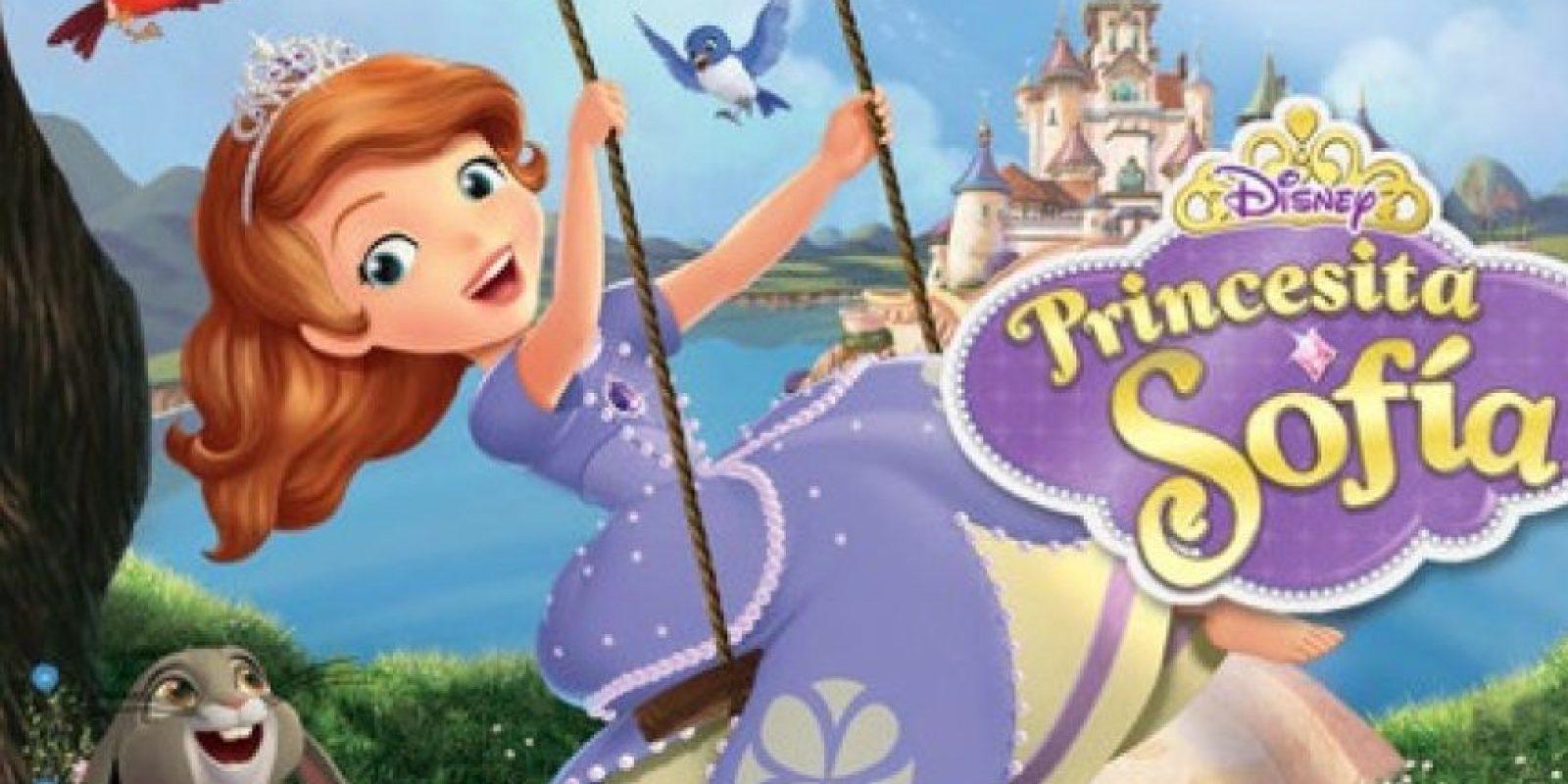 """""""Princesa Sofía"""" temporada 2 (nuevos episodios) – Disponible a partir del 27 de marzo."""