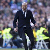 Fue la primera derrota de Zidane al mando del Madrid Foto:Getty Images