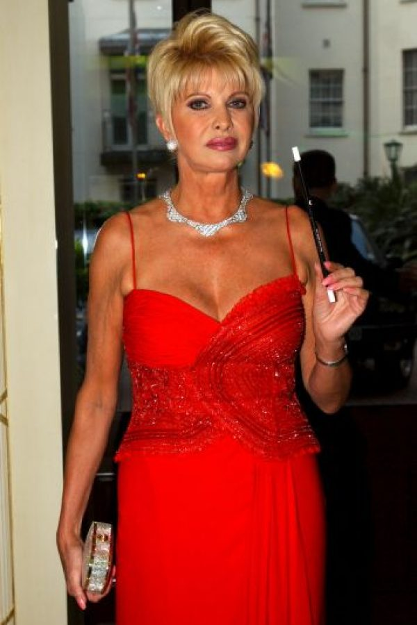Ivana Trump Foto: Getty Images