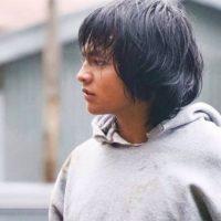 El adolescente y sus facciones finas causan revuelo. Foto:vía Twitter