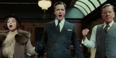 """En """"El discurso del rey"""" la trama gira en torno a Jorge VI quien, para vencer la tartamudez, acude al fonoaudiólogo australiano Lionel Logue. En 2011, ganó cuatro premios Oscar: mejor película, mejor director, mejor actor y mejor guión original. Foto:UK Film Council"""