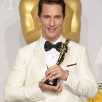 "Perdió el premio frente a Matthew McConaughey que lo ganó por ""Dallas Buyers Club"". Foto: Getty Images"