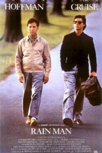 """""""Rain Man"""" o """"Cuando los hermanos se encuentran"""" Foto:IMDB"""