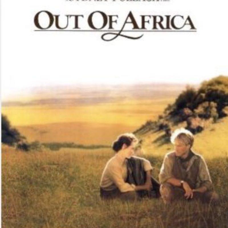 """""""Africa mía"""" Foto:IMDB"""