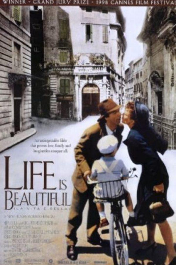 """La Vida es Bella"" Foto:IMDB"