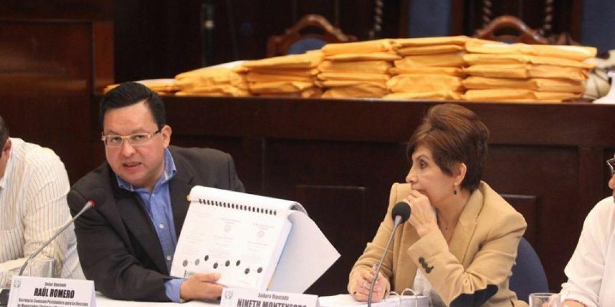 Comisión del Congreso inicia depuración de candidatos a magistrados a la CC