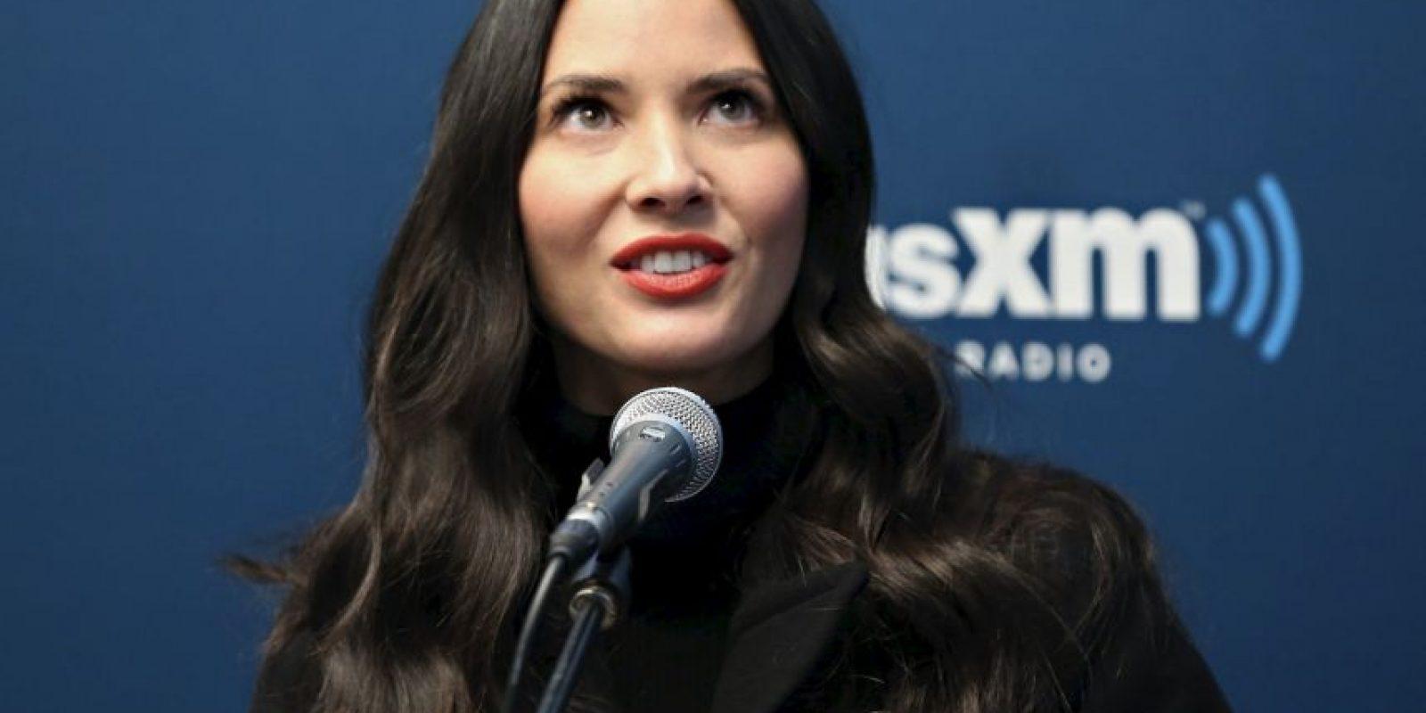 Su nombre completo es Lisa Olivia Munn Foto:Getty Images