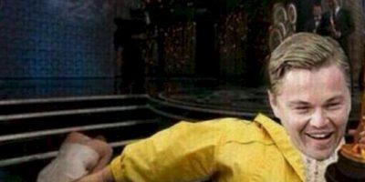 Los memes de Leo DiCaprio rumbo al Oscar 2016 Foto:Twitter