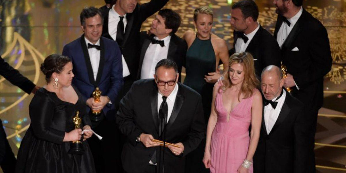 Lista de ganadores de los premios Oscar 2016