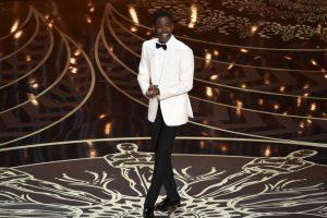 Chris Rock fue el anfitrión de los Premios Oscar 2016 Foto:Getty Images