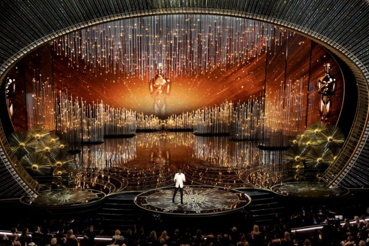Su discurso se basó en la falta de nominados de color Foto:Getty Images