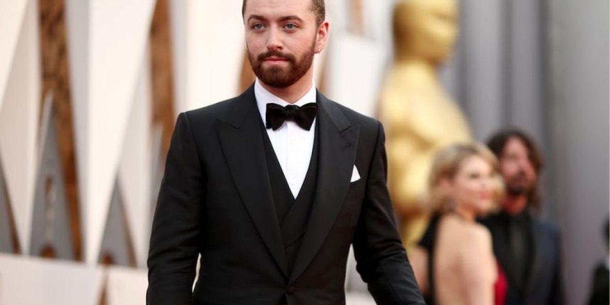 Sam Smith dedicó su Oscar a la comunidad LGBT