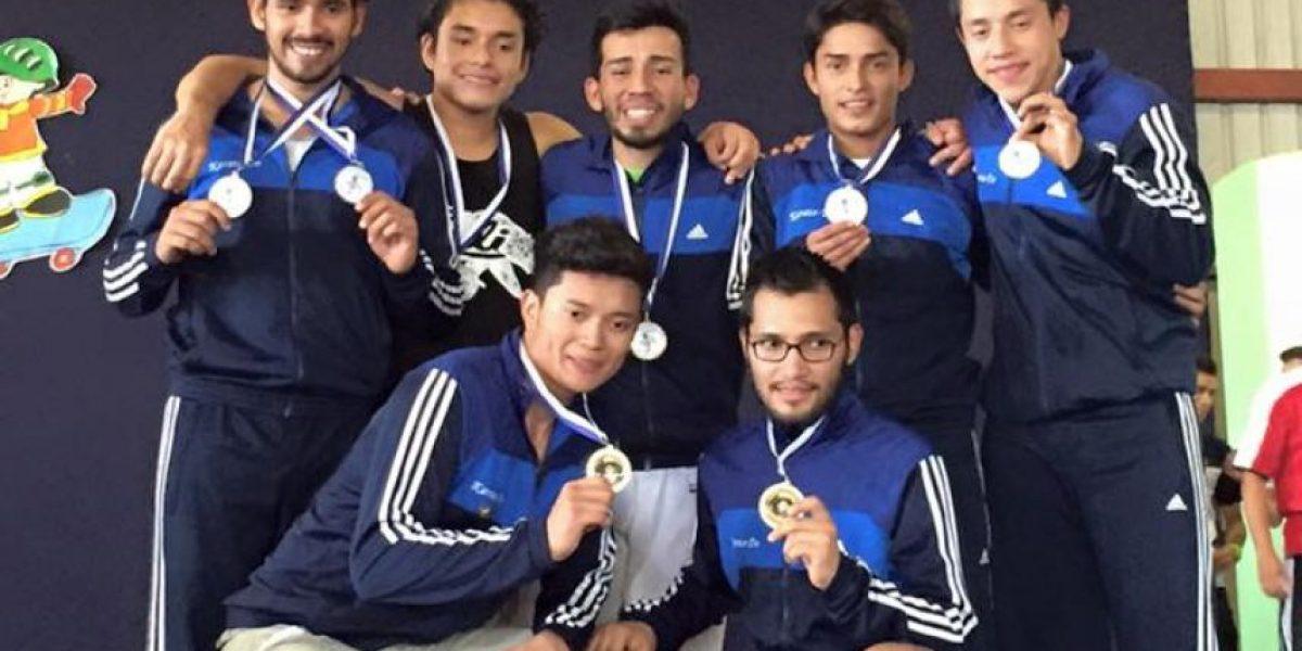 Guatemala gana 12 medallas en el Centroamericano de Karate