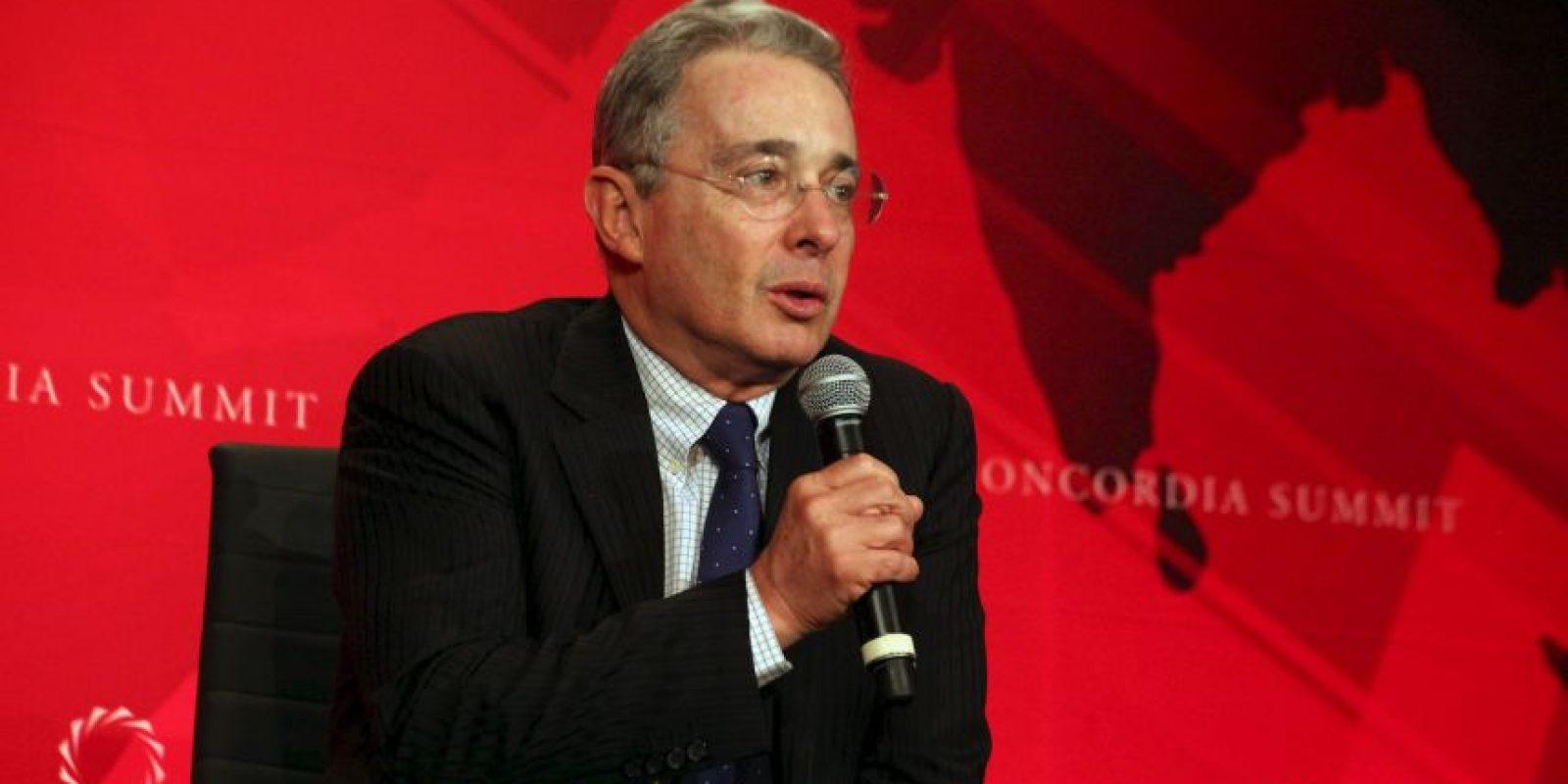 es un político y abogado colombiano Foto:Getty Images