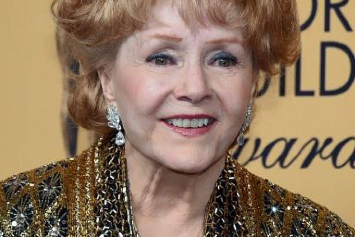 Oscar honorífico – La actriz Debbie Reynolds Foto:Getty Images