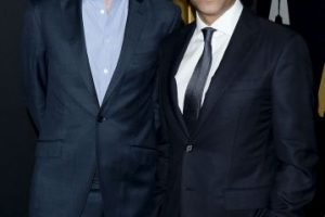 "Mejor documental – James Gay-Rees y Asif Kapadia por ""Amy"" Foto:Getty Images"