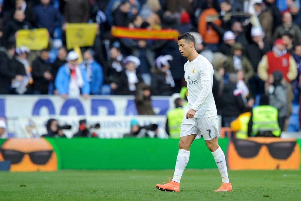 Al final del partido, criticó a sus compañeros Foto:Getty Images