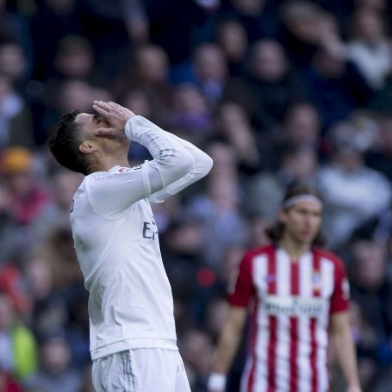 Sabe que el título de la Liga se alejó Foto:Getty Images