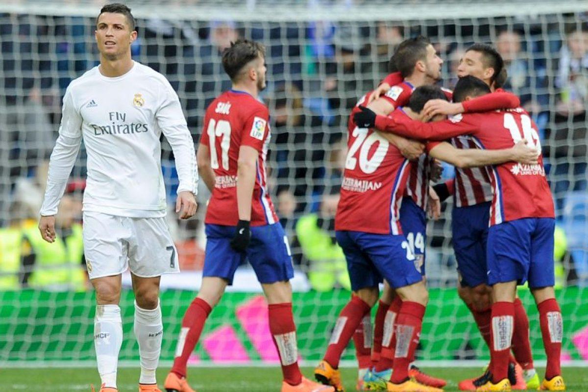 """La derrota fue un duro golpe para """"CR7"""" Foto:Getty Images"""