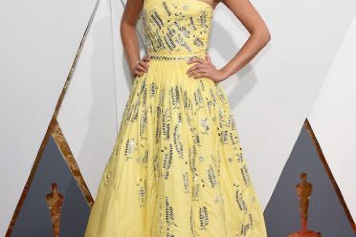 """Mejor actriz de reparto – Alicia Vikander por """"The Danish Girl"""" Foto:Getty Images"""