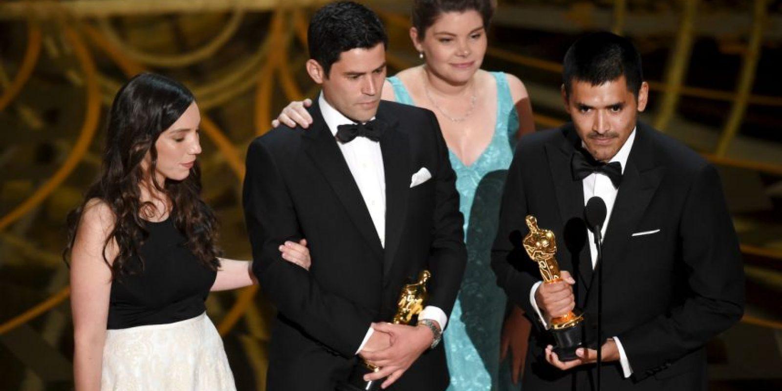 Es el primer premio que gana Chile Foto:Getty Images