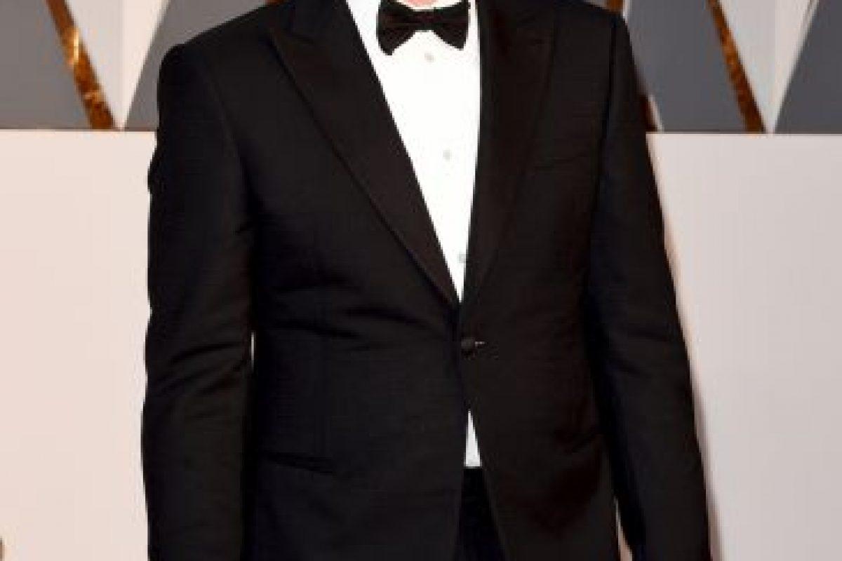 """Mejor actor – Leonardo DiCaprio por """"The Revenant"""" Foto:Getty Images"""