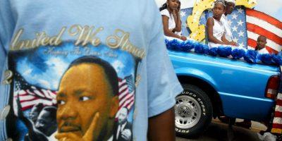 Ese mismo año Martin Luther King fue asesinado el 4 de abril. Foto:Getty Images