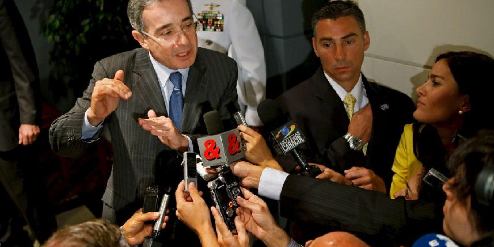 Y fue reelegido en 2006. Foto:Getty Images