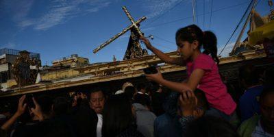 Tercer domingo de Cuaresma 2016: Imágenes de Jesús de la Buena Muerte