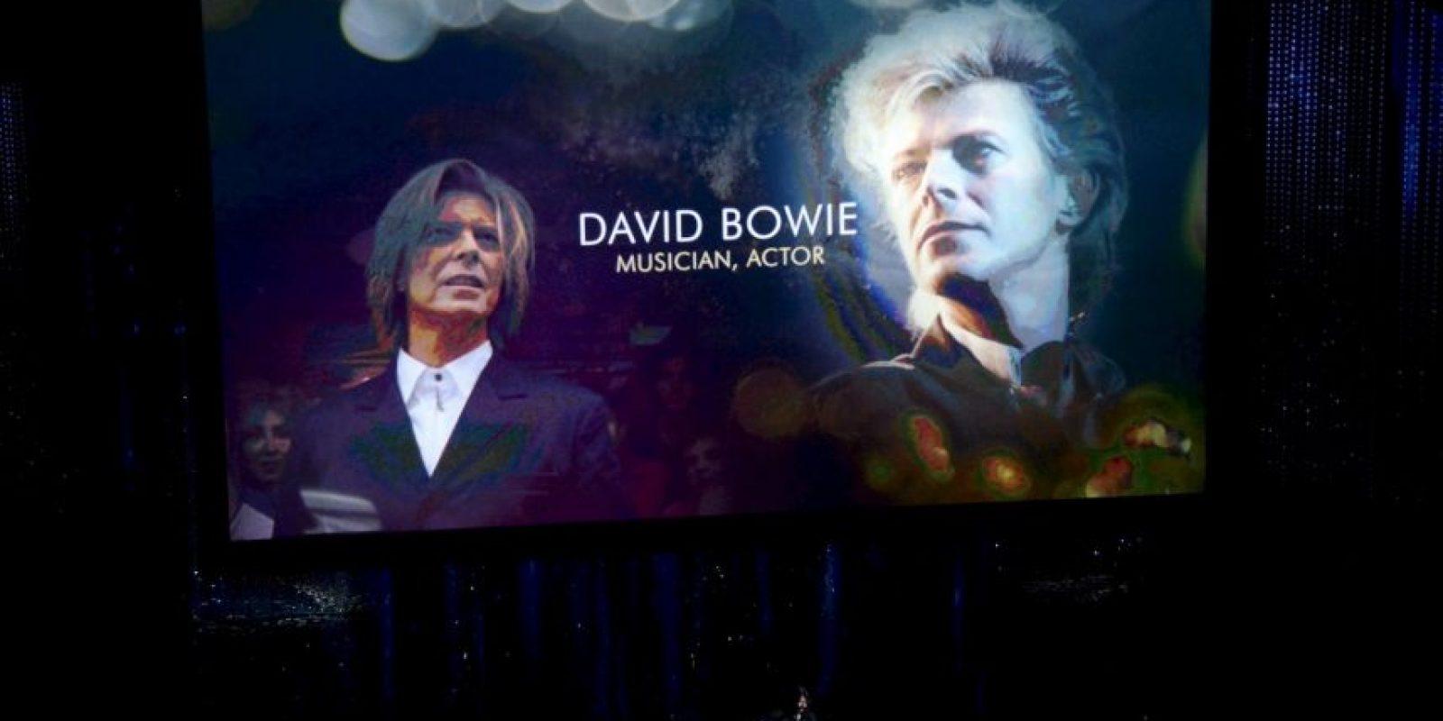 David Bowie Foto:oscars.go.com