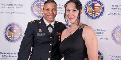 Hacen fiestas entre veteranos y sus familias Foto:Facebook/The American Military Partner Association