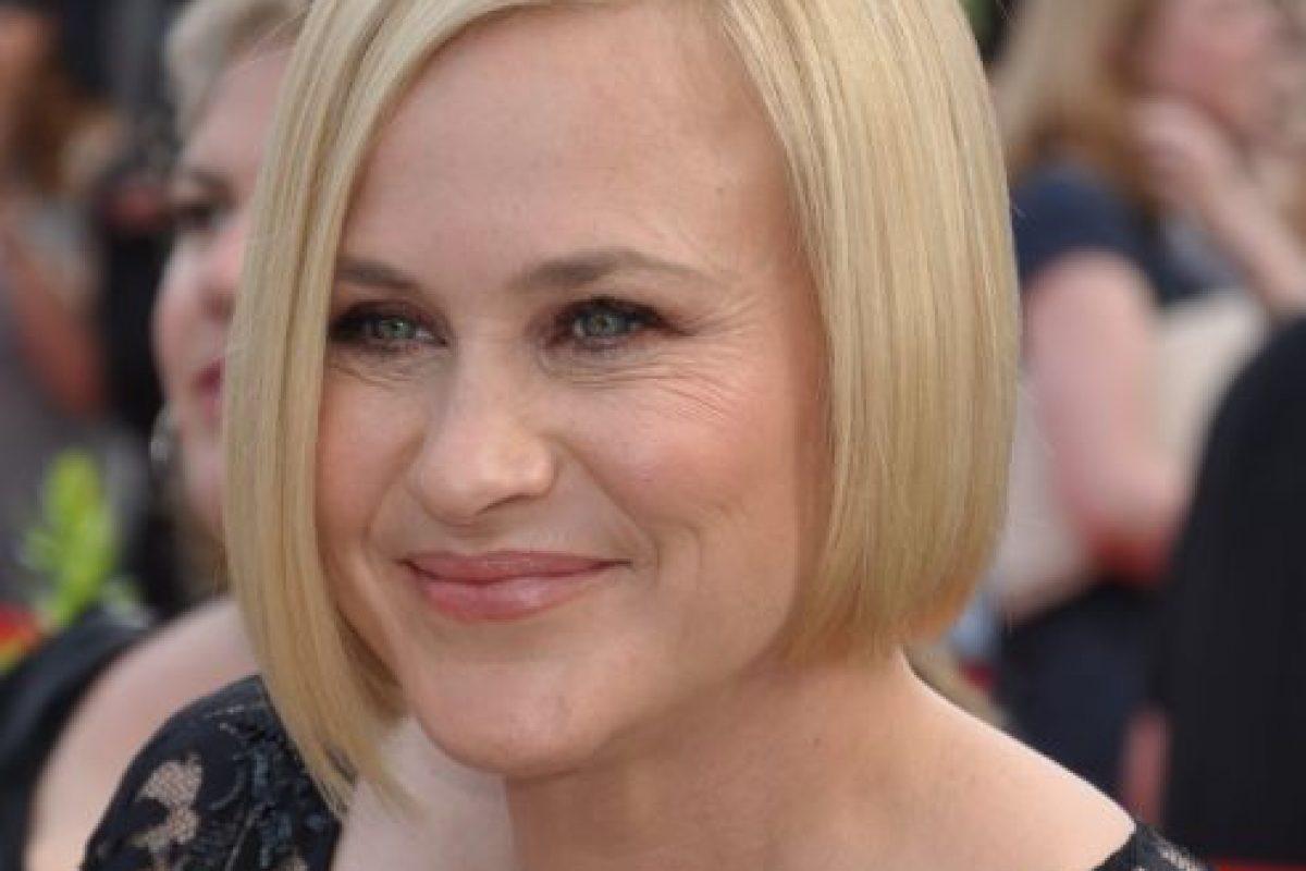 En la lista se encuentran personajes como Patricia Arquette Foto:Getty Images